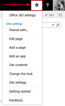 Common SharePoint Pages